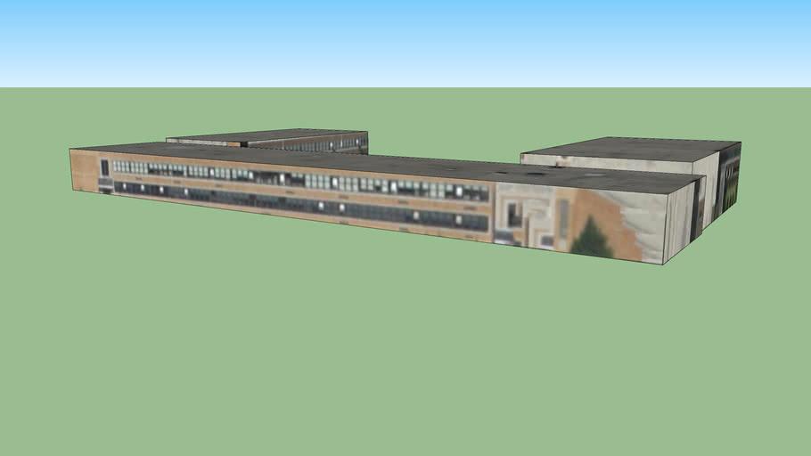 Escuela Primaria en Chicago, IL, EEUU