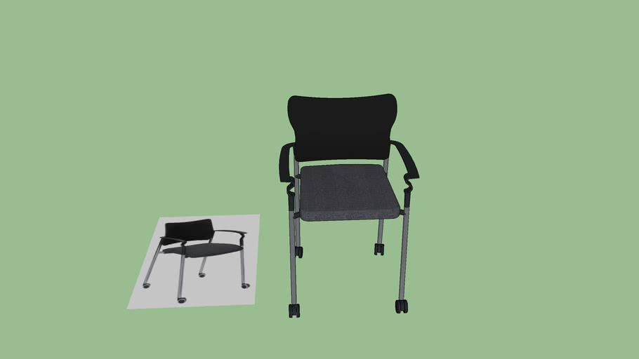 Pinko стул офисный