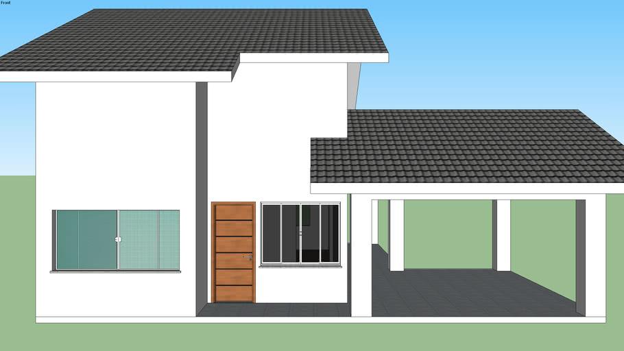 Casa Modelo 500