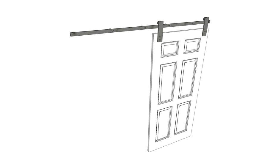 Porta de celeiro - Barn door