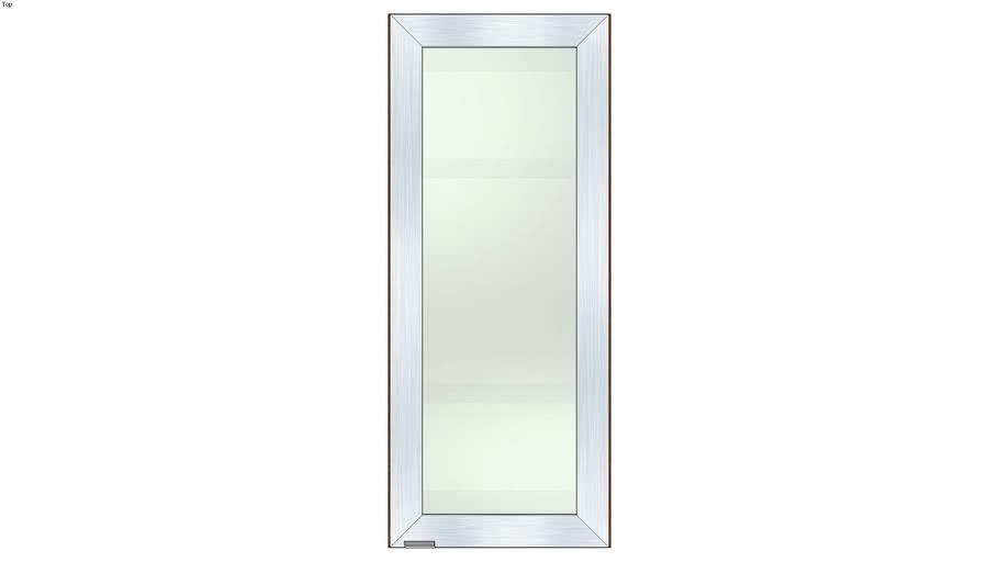 Wall Single Door 36Hx15D