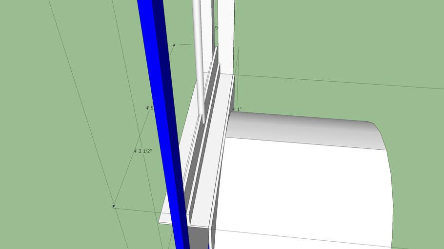 48 inch sluice gate