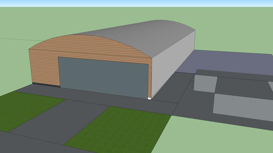 hangar 800