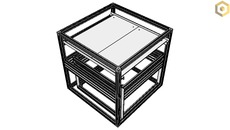 OpenBuilds Parts Drawings