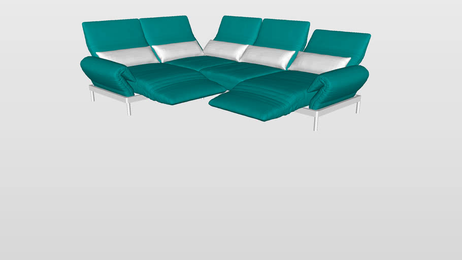 Rolf Benz 380 PLURA - Combination02