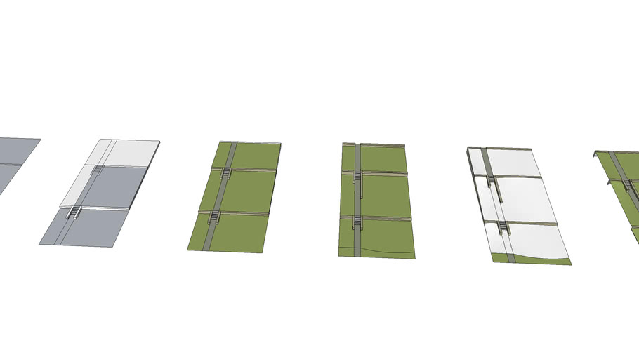 Sandbox Steps and Slope example model