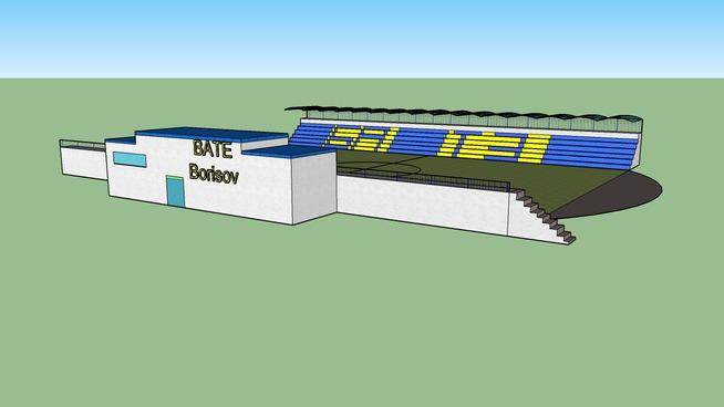 BATE Borisov - Stadion Horodskiy