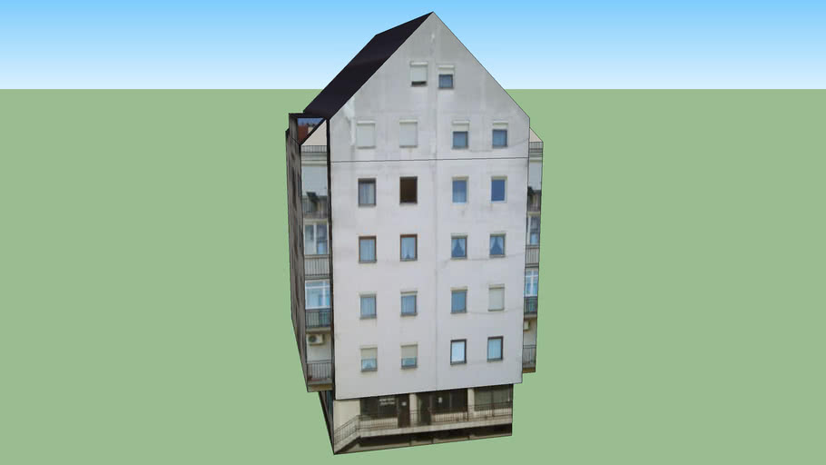 Residential buildings - near the shopping center Tus
