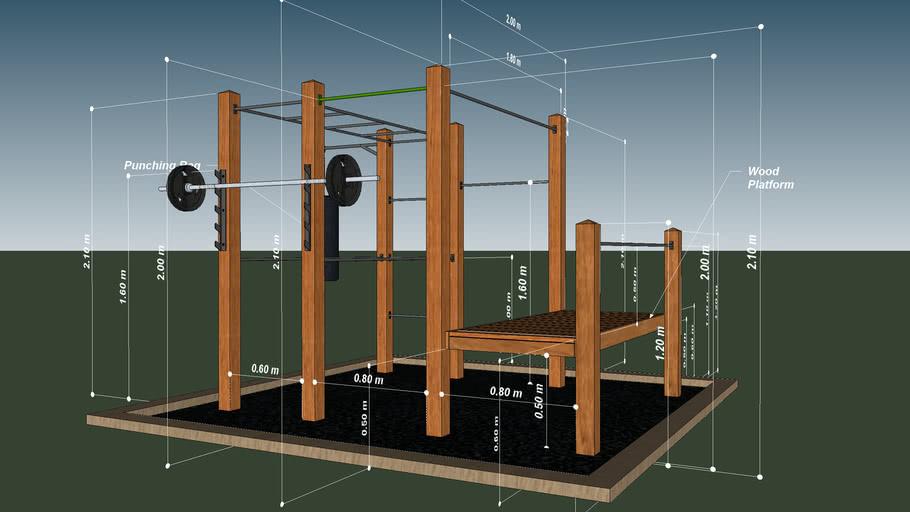 Garden Gym Design