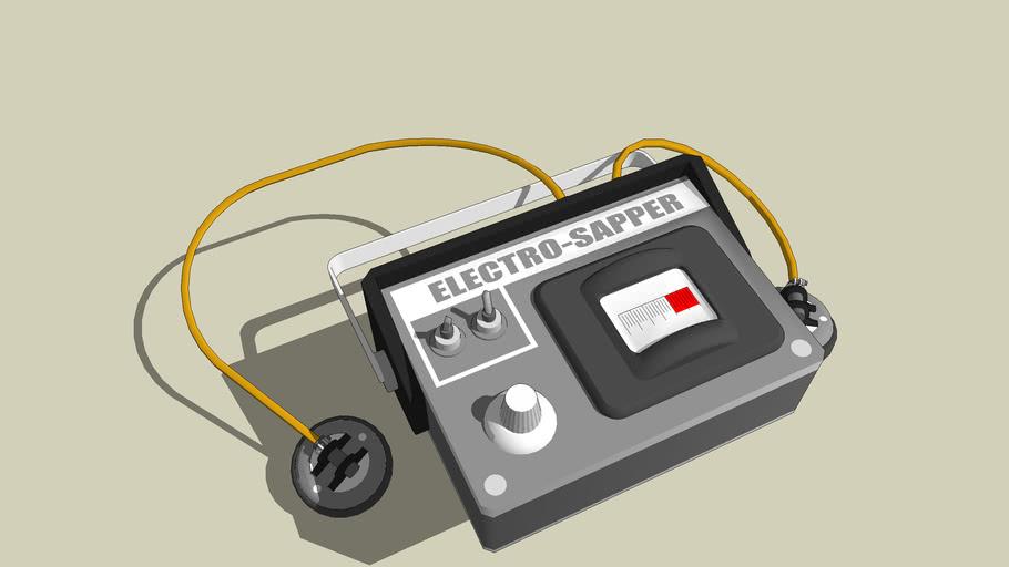 Electro-sapper