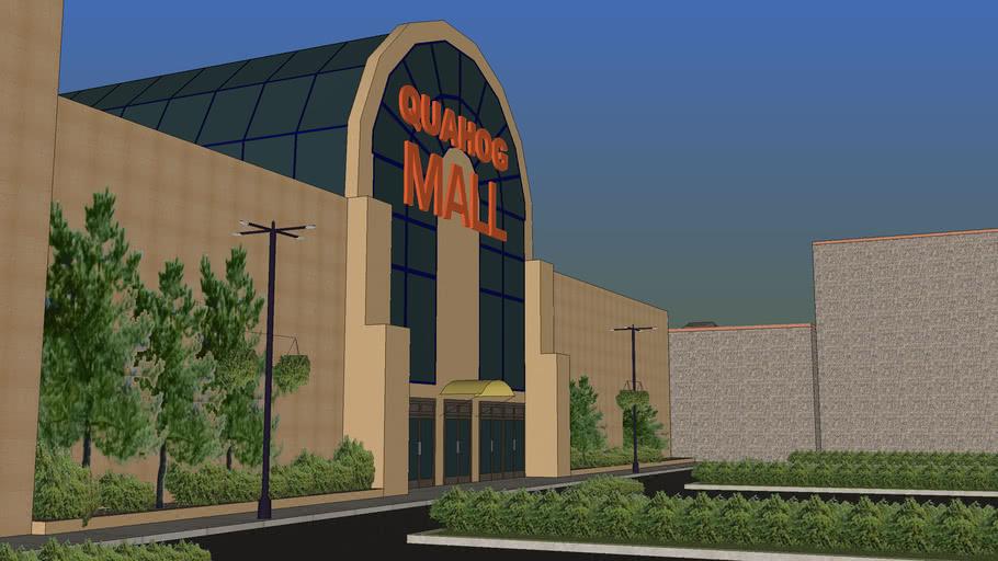 Downtown Quahog (Mall)