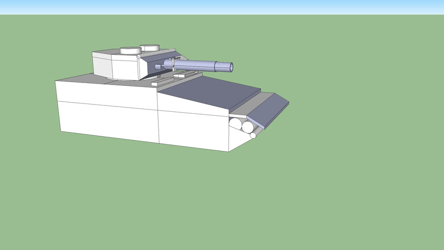 Light Tank Incomplete
