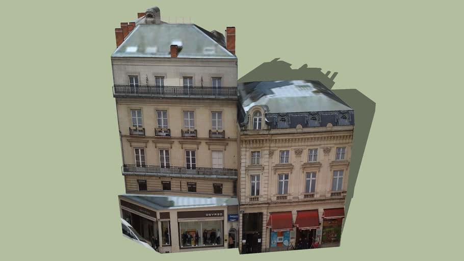 8 - 10 place du Ralliement, Angers