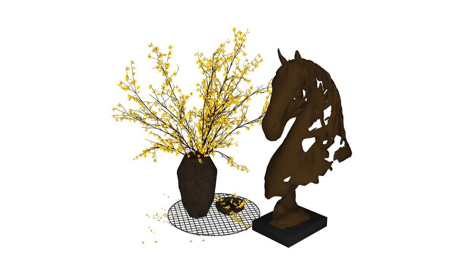 Binh hoa dep - Vase