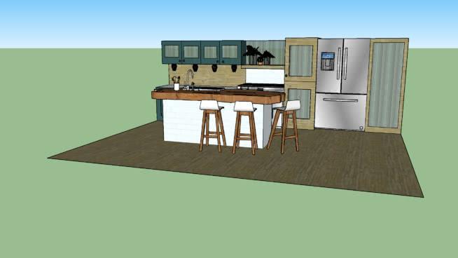 Kept Kitchen updated