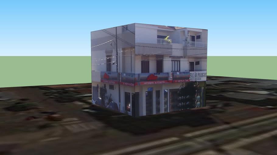 Edifício Pagen-Toledo-PR
