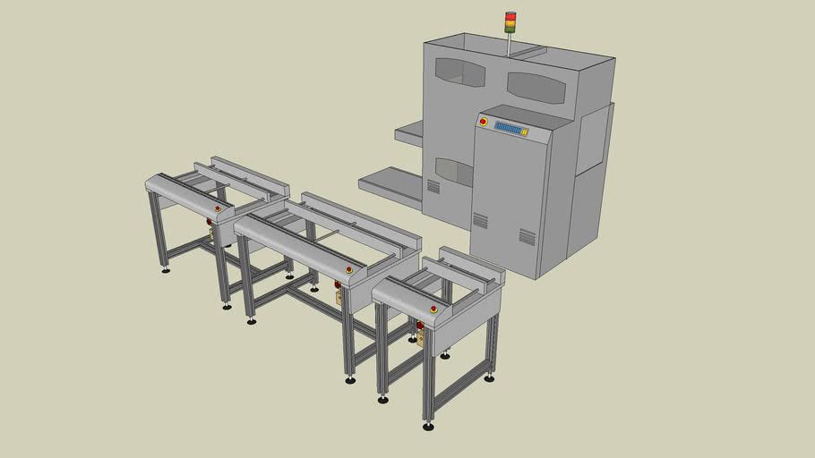 Nutek PCB Transport Equipment