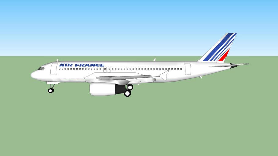 Air France, airbus a320