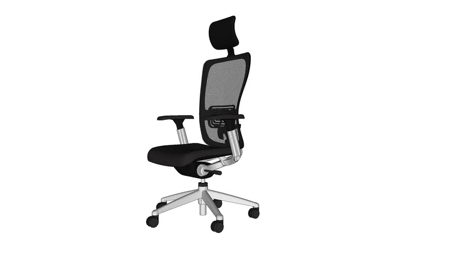 Haworth_Executive chair_zody_task_chair