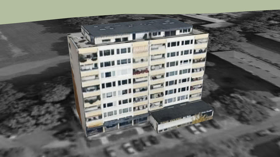 Nürnberg, Schultheißallee Model 5