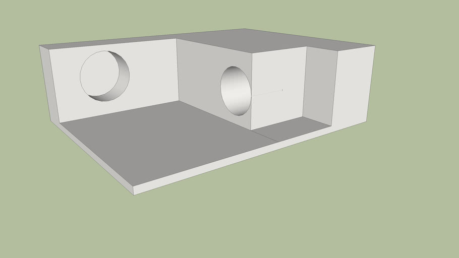 Startmodell Teil 1 SketchUp