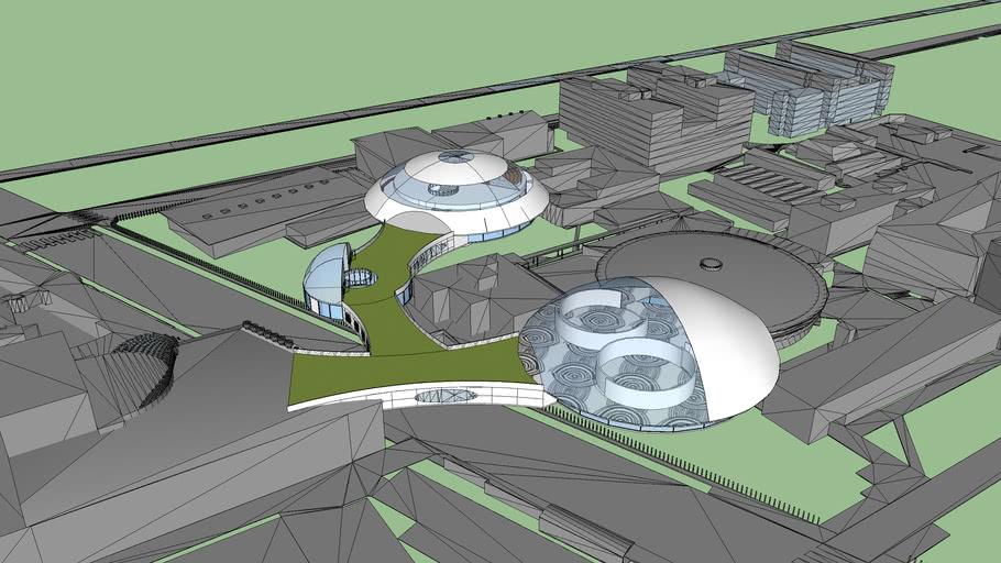 ARCH1101 Project 2: The Bridge