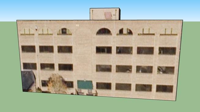 Edifício da Raleigh, NC, USA