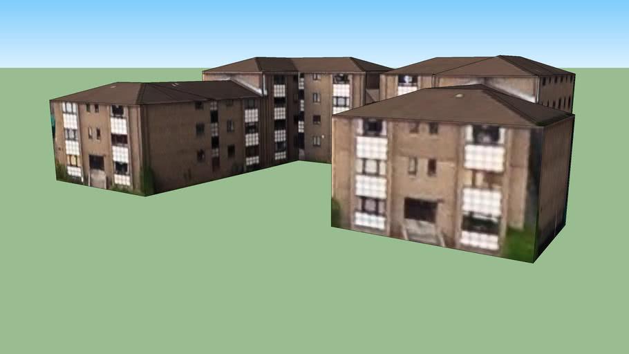Building in Edinburgh EH7 5SL, UK