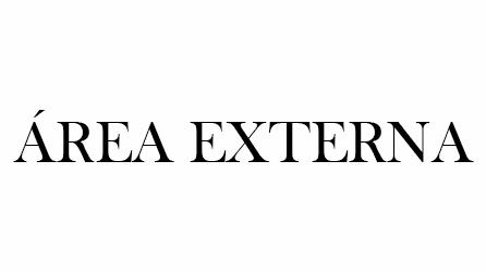 Móveis externos
