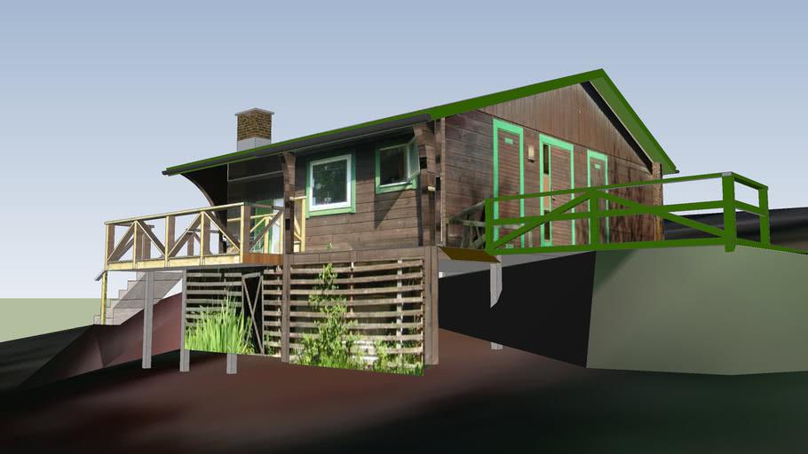 Summer-cabin by Mirko