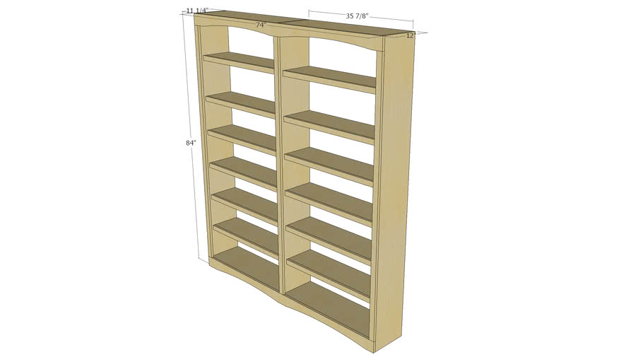 Book Cases / Shelving