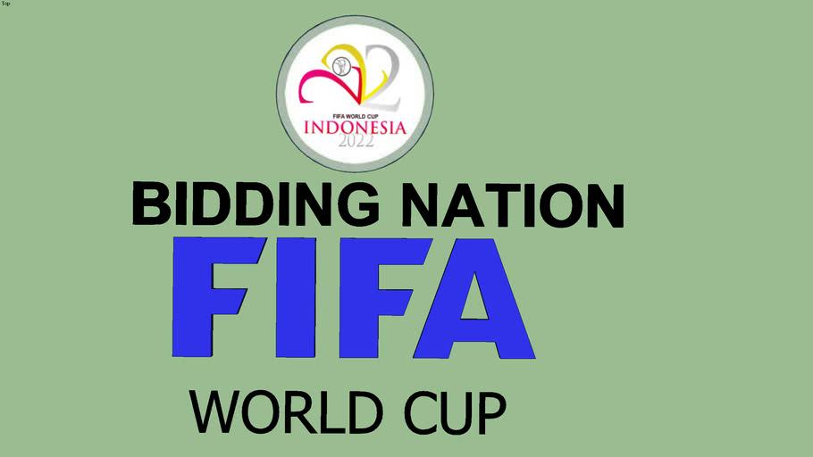 FIFA World Cup 2022 Bid - Indonesia