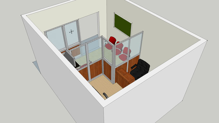 Dental Clinic Interior Design 3d Warehouse