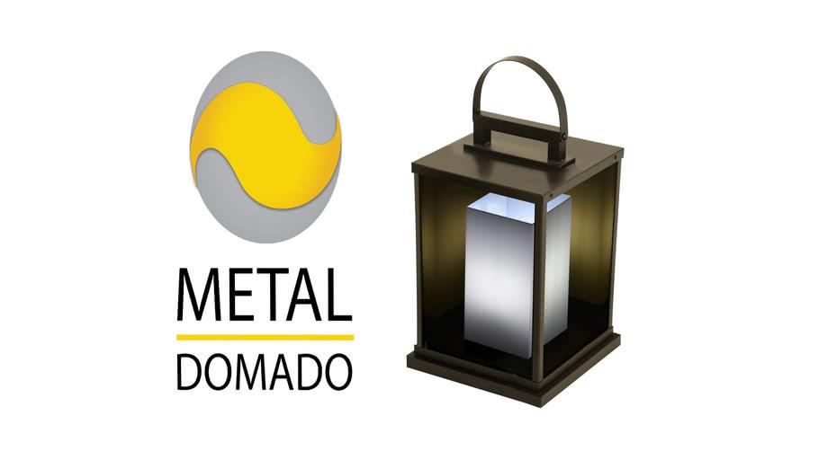 De Mesa Metaldomado Retro