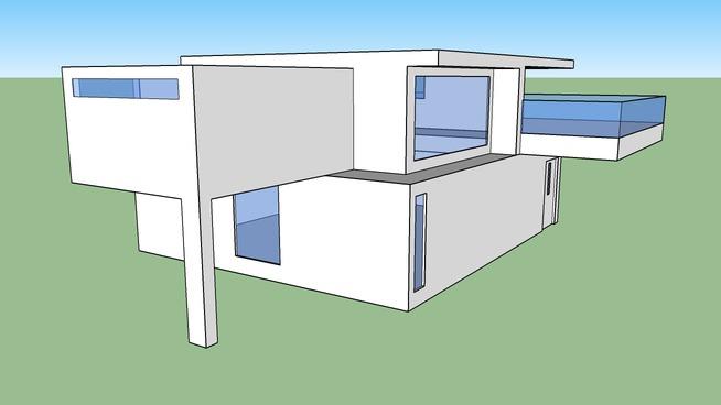 Maison moderne antoine lefebvre 1