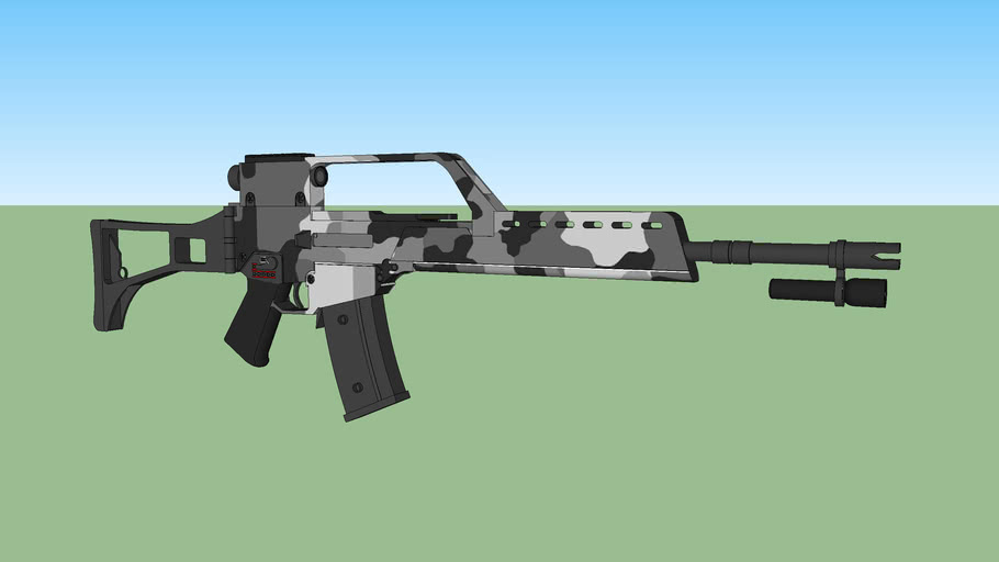 G36E S.W.A.T. Mod