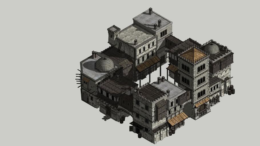 Medieval block 10