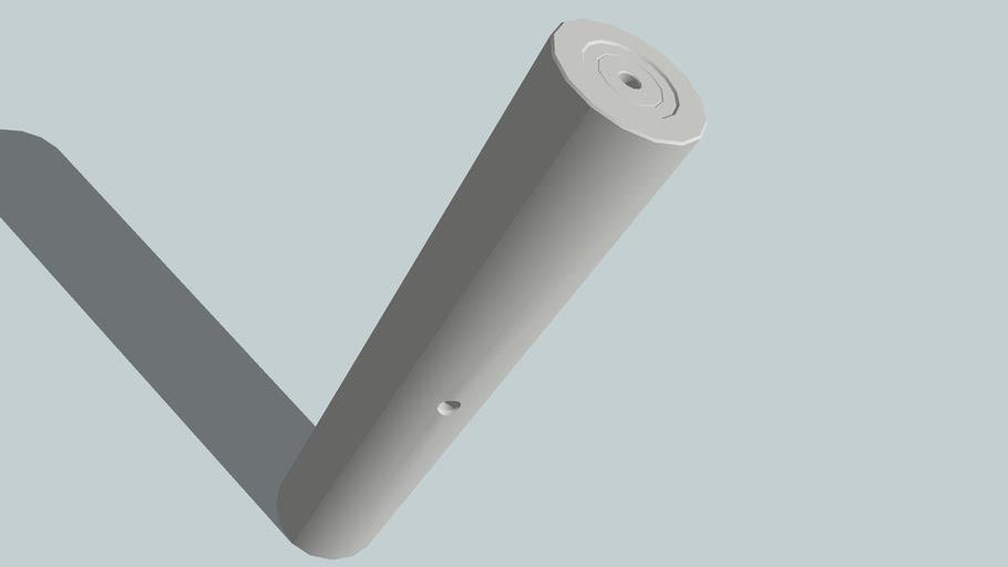 20 cm Optical Mounting Post