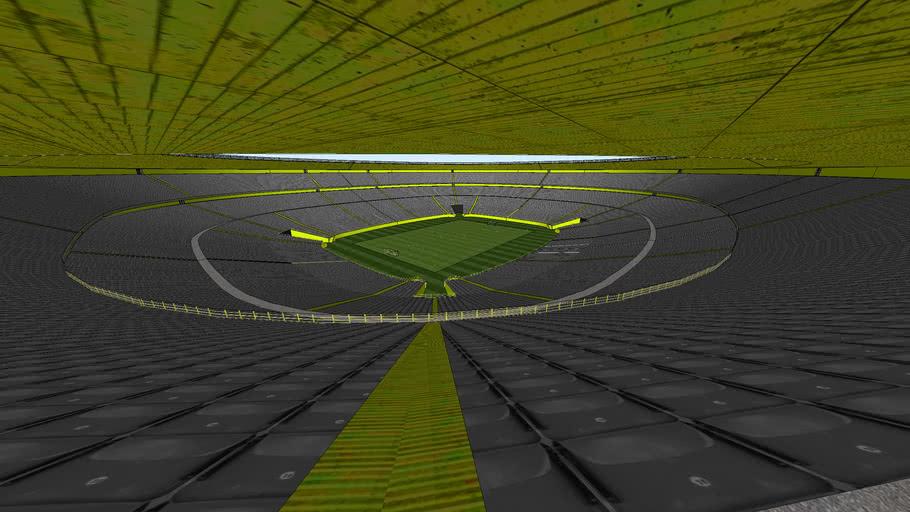 Estadio Inventado 1