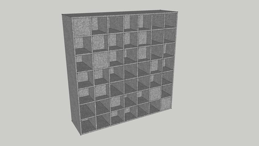 2D QRD / Schröder-Diffusor / Quadratic Residue Diffusor