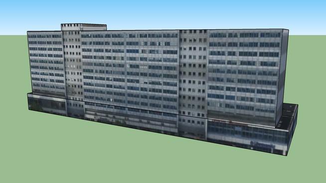 Gebäude in Berlin, Deutschland