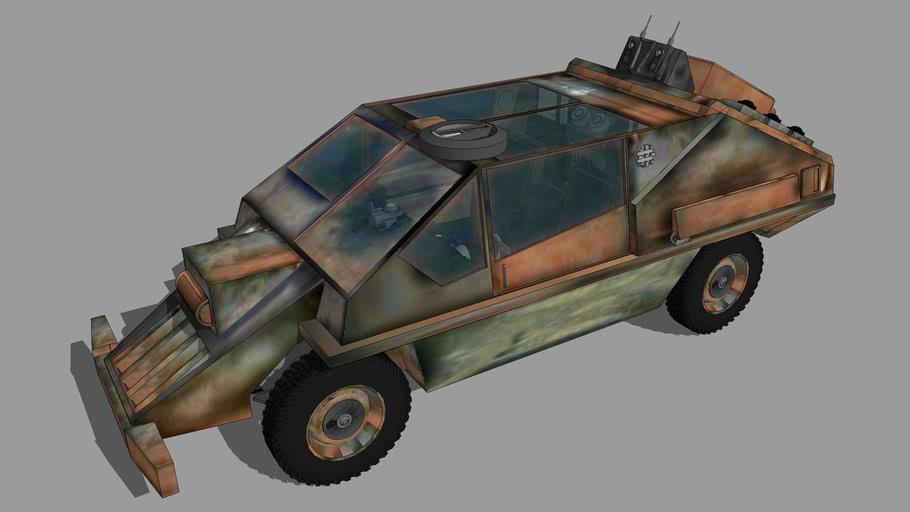 Metalstorm Truck