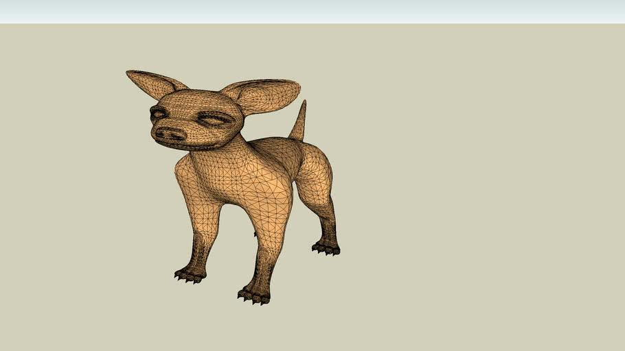 giant chiwawa doggy thing