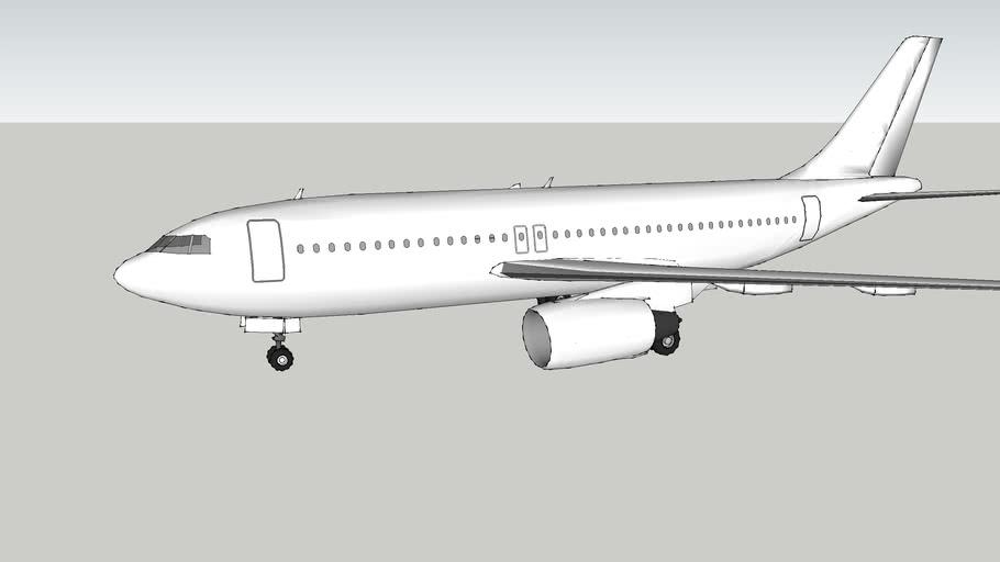 White A310