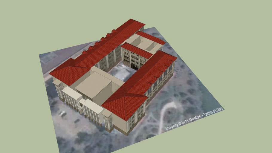 南京工业大学厚学楼