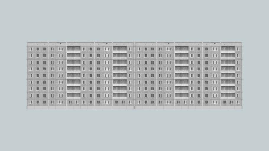 9 эт. жилые дома по ул. Пограничной, 40, 42