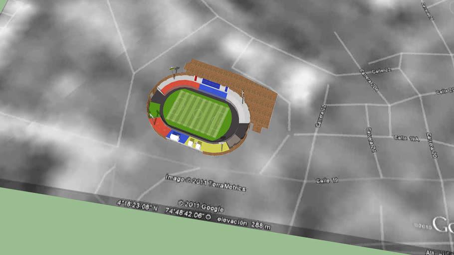 Estadio Luis A Duque Peña