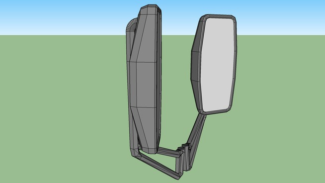 Mirrors For Truck