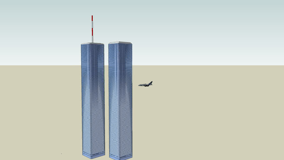 Wtc With Aircraft