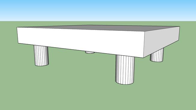simple smallish table